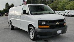 2017 Chevrolet Express Cargo Van 3500