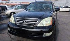 2004 Lexus GX 470 Base