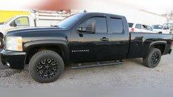 2008 Chevrolet Silverado 1500 4X4 EXCAB 8FT BED 5.3 AUTO