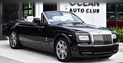 2014 Rolls-Royce Phantom Drophead Coupe Base