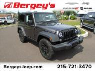 2016 Jeep Wrangler Willys Wheeler