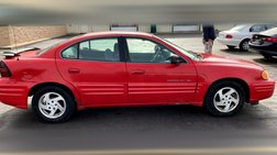 1999 Pontiac Grand Am SE