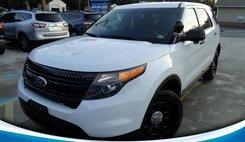 2015 Ford Explorer Police Interceptor