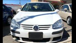 2009 Volkswagen Rabbit S PZEV
