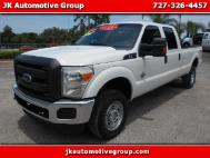 2012 Ford F-350 XL Crew Cab Long Bed 4WD