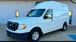2015 Nissan NV Cargo SV Navigation Tech Pkg 1-Owner Clean Carfax Nice!!