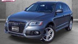 2014 Audi Q5 2.0T quattro Premium Plus