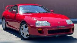 1995 Toyota Supra Base