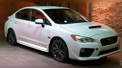 2017 Subaru WRX 6 Speed M/T, Heated Seats, B.Up Cam !!