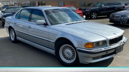 1997 BMW 7 Series 750iL