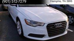 2013 Audi A6 2.0T quattro Premium Plus