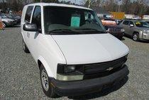 2005 Chevrolet Astro Cargo Van Base