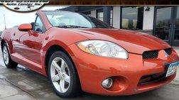 2008 Mitsubishi Eclipse Spyder GS