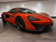 2017 McLaren 570S Base