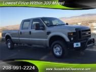 2009 Ford F-250 FX4