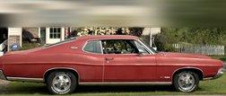 1968 Ford chrome