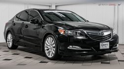 2015 Acura RLX w/Advance