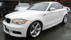 2009 BMW 1 Series 135i