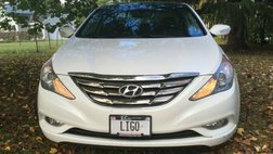 2013 Hyundai Sonata Limited 2.0 Turbo