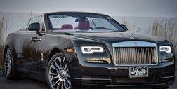 2018 Rolls-Royce Dawn Base