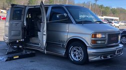2000 GMC Savana W/ RAMP