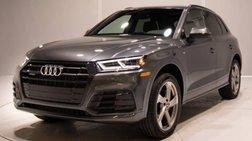 2020 Audi Q5 2.0T quattro Titanium Prem. Plus