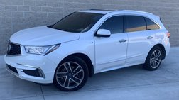 2020 Acura MDX SH-AWD Sport Hybrid w/Advance