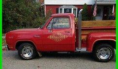 1979 Dodge Lil' Red Express Adventurer 150