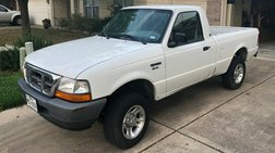 2000 Ford Ranger Electric