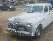 1949 Plymouth 4door
