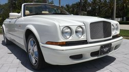 2001 Bentley Azure Mulliner