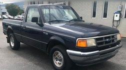 1993 Ford Ranger STX