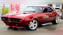 1968 Pontiac Firebird Pro Touring Custom