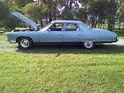 1972 Chevrolet Caprice normal