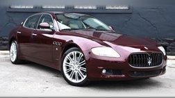 2011 Maserati Quattroporte Base