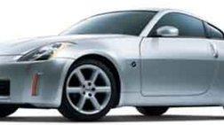 2004 Nissan 350Z Performance