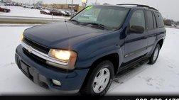 2002 Chevrolet TrailBlazer 4dr 4WD LT