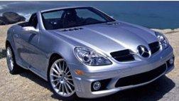 2005 Mercedes-Benz SLK-Class SLK 350