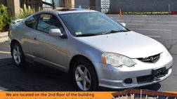 2003 Acura RSX Sport Coupe 2D