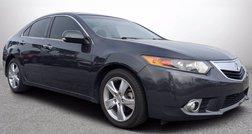 2012 Acura TSX w/Tech