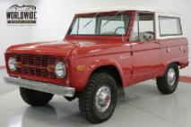 1976 Ford Bronco RARE UNCUT V8 PS PB