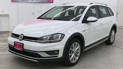 2018 Volkswagen Golf Alltrack S