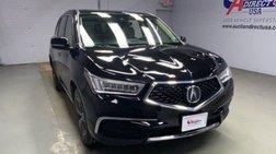 2017 Acura MDX SH-AWD