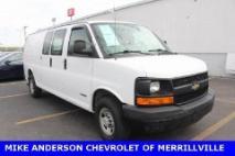2006 Chevrolet Express Cargo Van 2500