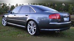 2009 Audi S8 quattro