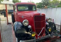 1936 Ford 1936 FORD PICKUP