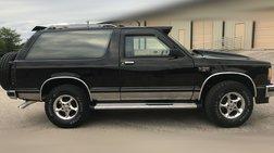 1985 Chevrolet Blazer 4x4 Fuel Injected 350 W/700r4