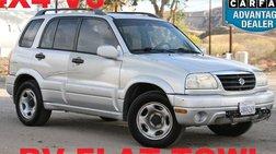 2001 Suzuki Grand Vitara JLX FLAT TOW 4X4 V6