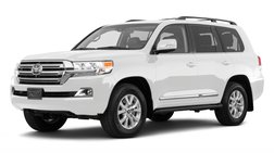 2021 Toyota Land Cruiser Base
