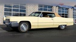 1969 Cadillac DeVille 45k Miles